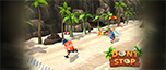Game App developers India-Profile image of action & adventure endless runner game-DON'T STOP