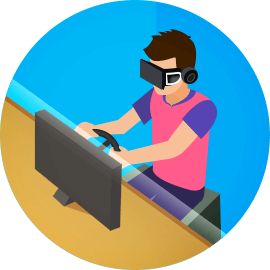 virtual reality game developers