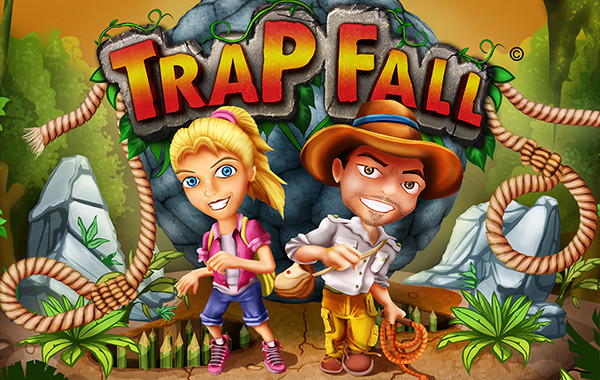 Trap Fall Adventure