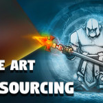 Why is Game Art Outsourcing a Smart Choice