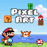 Pixel-Art/8-bit Graphic-Style Use in Modern Games - Rising Trends