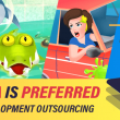 Why choose India for Game Development Outsourcing?