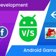 How Is Android App Development Different From Android Game Development